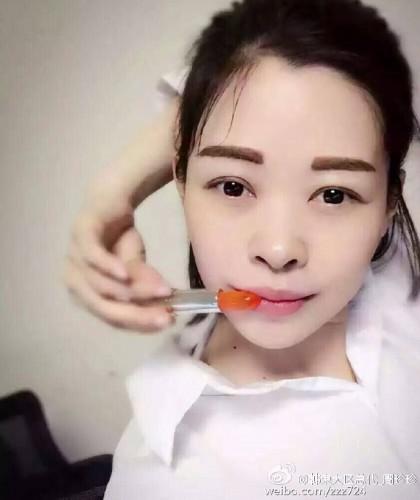 Китаянки интернет-челлендж