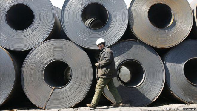 Сталелитейная промышленность китая, сталь китая, китайская сталь
