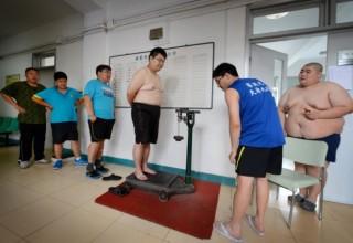 Китайский университет открыл обязательный курс для страдающих ожирением студентов