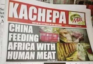 Китайский посол опроверг слухи о поставках человечины в Африку