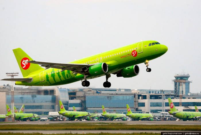 S7 рейсы в Китай
