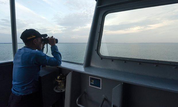 обстрел китайских рыбаков, индонезия обстреляла китайцев, индонезия обстреляла китайских рыбаков