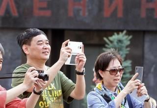 В России запускается «красный туристический маршрут» для китайцев