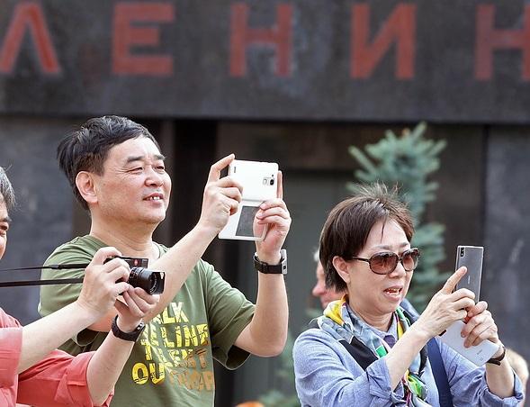 китайский туризм, красный маршрут, китайские туристы, турпоток из китая