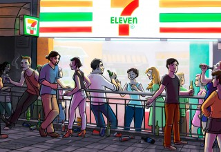 В Гонконге врачи требуют запретить продажу алкоголя несовершеннолетним