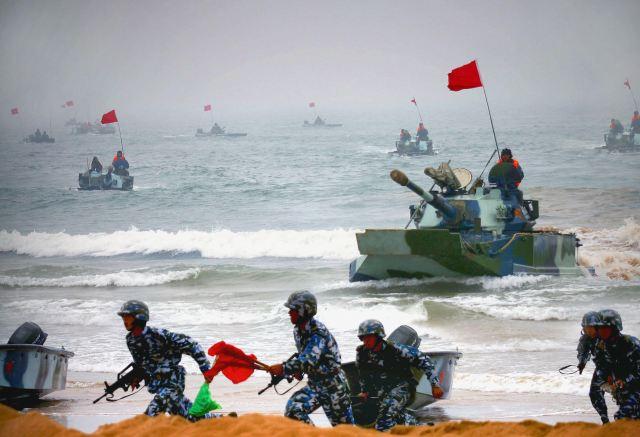 китайская армия, армия КНР, армия китая, рейтинг миролюбия, китай в рейтинге миролюбия