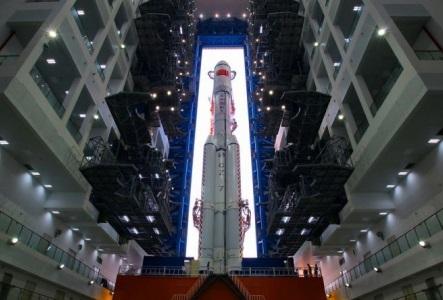 чанчжэн 7, чанчжэн ракета, китайякая ракета, китайская ракета-носитель, великий поход 7