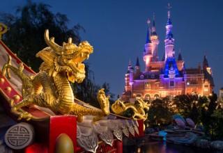 В Шанхае открылся первый Диснейленд в КНР