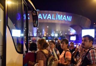 Десятки граждан КНР и Гонконга эвакуированы из аэропорта Стамбула после теракта