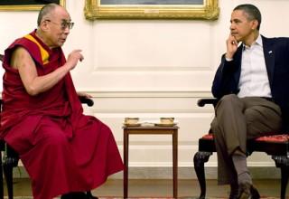 Барак Обама встретился с Далай-ламой в Белом доме вопреки предупреждению КНР