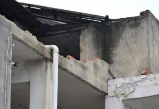 В Китае 4-летняя девочка погибла в детском саду при обрушении стены