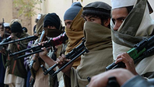 Талибан в Китае