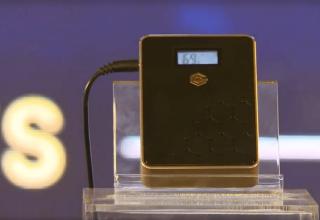 В Китае представили батарею для смартфона из революционного материала