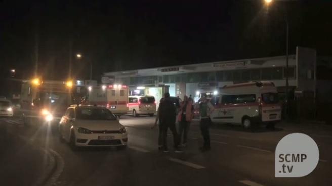 Туристы из Гонконга пострадали во время атаки беженца в Германии