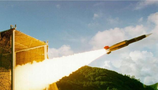 Тайвань выпустил ракету во время празднования годовщины КПК