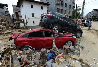 В Китае трое чиновников уволены за слабую работу по противодействию тайфуну «Непартак»