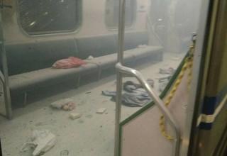 Более 20 человек пострадали от взрыва в вагоне поезда на Тайване