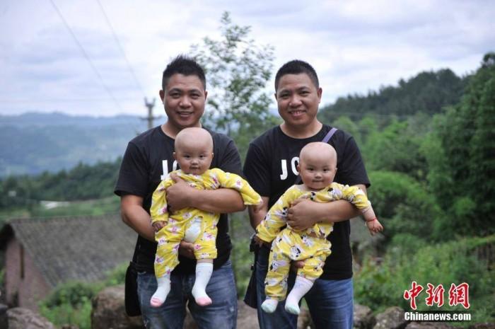 Близнецы в Китае