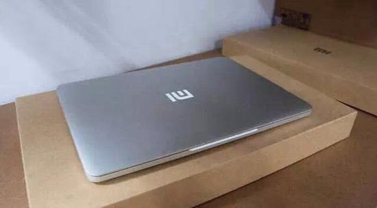 Новый ноутбук Xiaomi