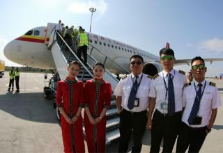 В Казань прибыл первый прямой рейс с туристами из Китая