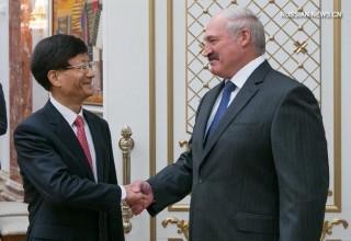 Лукашенко посетит Китай в конце сентября