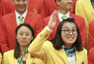 Китайская пловчиха пообещала не мыть руки после рукопожатия с Си Цзиньпином