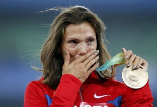 Россия потеряла очередные медали Олимпиады 2008 года в Пекине