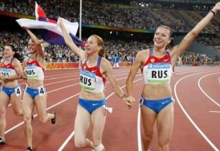 Российских бегунов лишили золота Олимпиады 2008 года в Пекине