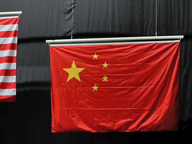 Неправильный вариант флага КНР на Олимпиаде-2016 в Рио Фото:  Reuters