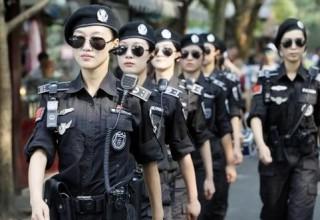 В Китае сформировали женский патруль в преддверии саммита G20