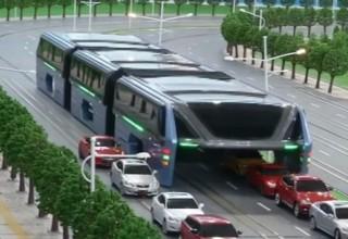 Проект китайского автобуса-портала: разбор полетов