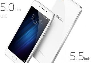 Meizu представила новые модели бюджетных смартфонов