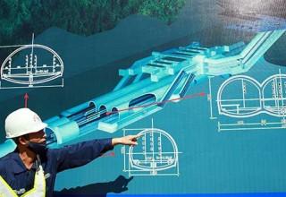Под Великой Китайской стеной построят скоростную железную дорогу