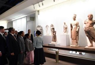 В Китае открылось первое Международное культурное ЭКСПО Шелкового пути