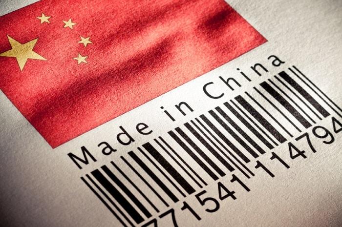 Китайские компании