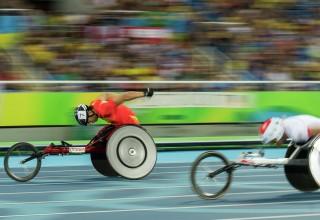 Сборная КНР досрочно выиграла медальный зачет Паралимпиады-2016