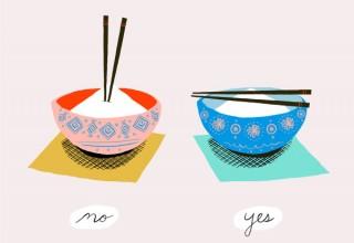 Китайский ресторан: инструкция для иностранцев