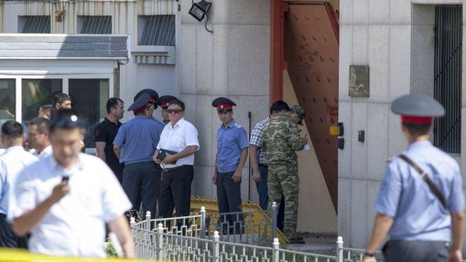 Бишкек теракт