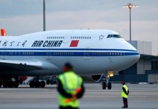 Авиакомпания Air China извинилась за расистскую статью о Лондоне
