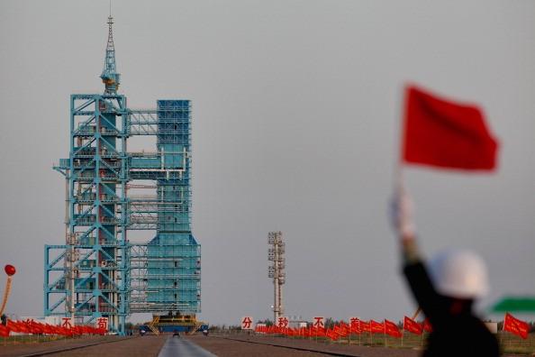 китайские спутники