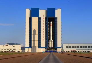 Китай запустил на орбиту космическую лабораторию «Тяньгун-2»