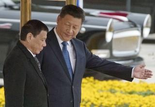 Власти Китая и Филиппин договорились о сотрудничестве в ЮКМ