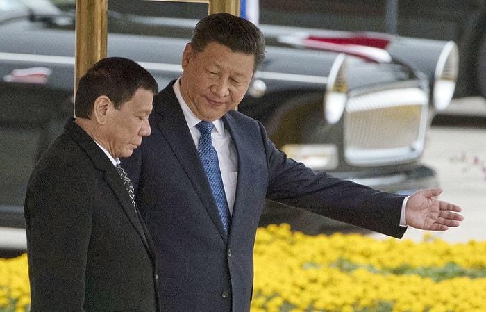КНР иФилиппины заключили соглашение оморском сотрудничестве