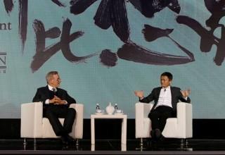 Стивен Спилберг объединился с главой Alibaba Джеком Ма