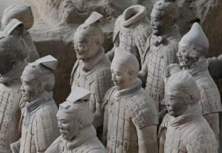 Китайские археологи не подтвердили гипотезу о помощи греков в создании терракотовой армии