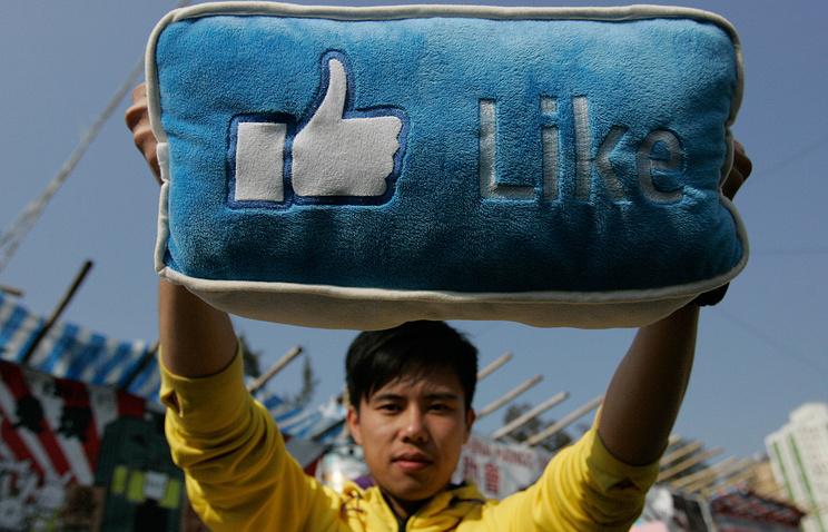 Фэйсбук Китай