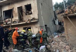 10 человек погибли в результате взрыва в китайской провинции Шэньси