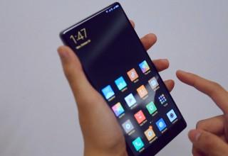 Xiaomi анонсировала «безрамочный» смартфон Xiaomi Mi Mix