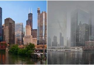 Если бы в США была такая же экология, как в Китае