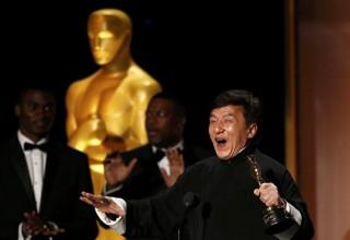 Джеки Чан получил свой первый «Оскар»
